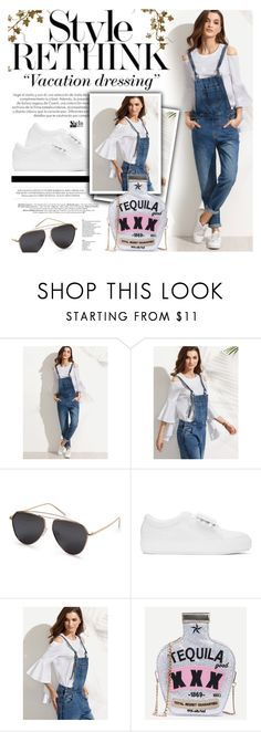 """Vacation Style"" by defivirda ❤ liked on Polyvore featuring Acne Studios"