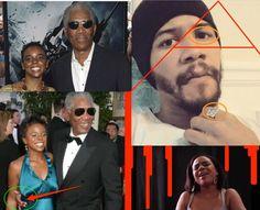 Morgan Freeman's step-granddaughter 'exorcism' Sacrifice Illuminati Ritu...
