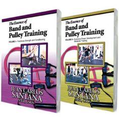 The Essence of Band & Pulley Training: Vol I & II