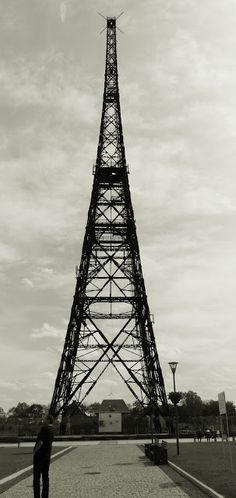 szlaki i bezdroża: Gliwice - maszt Radiostacji