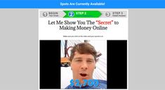 "The Secret Code System falsely advertises itself as an ""automatic money-making machine"" but the seller never explains how it works. The seller is incognito, all the testimonials are fake, and the product is targeted at those who have no willingness to learn but receive a magical windfall out of nowhere. Stay away from this scam. #scamalert #makemoneyonline #makemoneyfromhome Make Money From Home, Make Money Online, How To Make Money, Secret Code, The Secret, Money Making Machine, Get Rich Quick Schemes, You Sound, How To Get Rich"