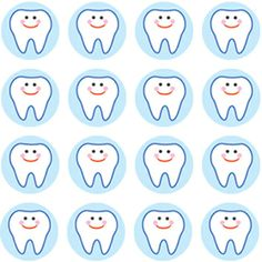 Sad happy and dental on pinterest for Medical chart letter stickers