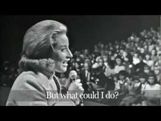 Lesley Gore on T.A.M.I. Show – despite the annoying subtitles