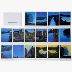 星のふる夜に / When the Stardust Falls / Hiroshi Senju / 千住博