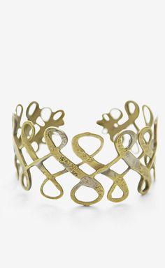 Philip Crangi Gold Bracelet