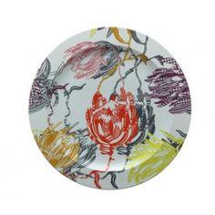"Missoni Protea Round Platter, 11"""