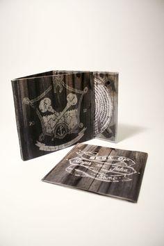 Angus & Julia Stone by Anna Luszcz, via Behance