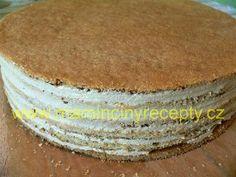 Medovník míša Vanilla Cake, Tiramisu, Ethnic Recipes, Gardening, Food, Backen, Meal, Eten, Lawn And Garden