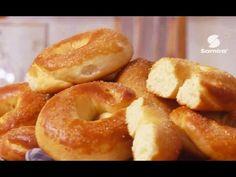 مخبز التوست الهش + كعك الحليب حصة لمسة حورية الشيف حورية زنون - Samira Tv - YouTube