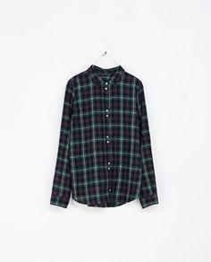 http://aureostyle.wordpress.com/ aureostyle.wordpress_streetstyle_outfit_Checked print shirt_finding the perfect Checked print shirt_buscando la camisa de cuadros perfecta