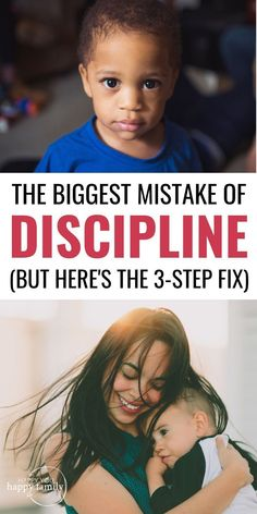 When it comes to discipline for kids, the biggest mistake we make as parents is with the *words* we use to address our kids' behavior. Here's why it matters, plus a fix for child discipline that will help with even the most difficult child. Parenting Memes, Parenting Books, Parenting Advice, Kids And Parenting, Peaceful Parenting, Gentle Parenting, Mindful Parenting, Safety Rules For Kids, Difficult Children