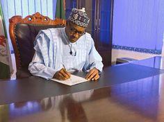 Ekpo Esito Blog: Senate: Buhari must be screened if he's Petroleum ...