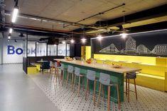 Inside Booking.com's Sleek Zagreb Office - Officelovin