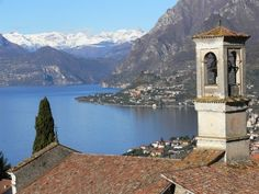 From Lago d'Iseo