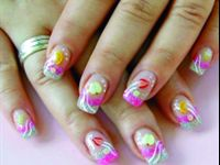 Topic - fimo canes - NAILS Magazine