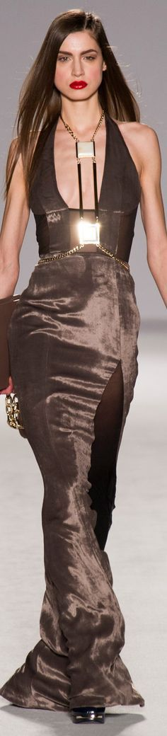 FALL 2014 Ready-To-Wear featuring Aigner