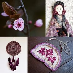 Hello May! New month..new dreams..new inspirations.. selection of my creations.. #may #handmade #naturelovers #flowers  #etsyhandmade #etsyshop #etsyseller #dreaming #purple #bohodecor #boholove #bohemian #bohostyle