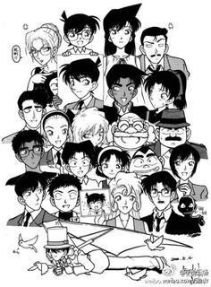 My other favorite anime!!! CX Mystery