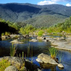 *SOUTH WALES, AUSTRALIA ~ Snowy River