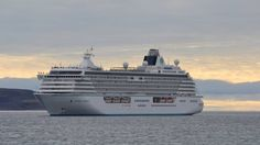 First stop Ulukhaktok: Crystal Serenity cruise ship sails into N.W.T. Small hamlet first Canadian stop for massive vessel carrying 1,000 passengers (CBC News 27 August 2016)