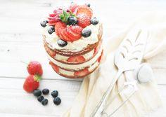 ..Twigg studios: fresh cream layer cake