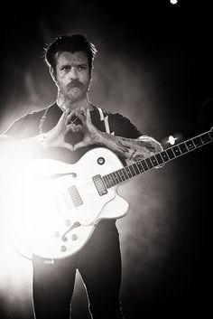 Boots Electric/Jesse Hughes, Eagles of Death Metal