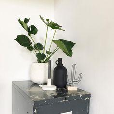 #kwantuminhuis Vaas SORIA > https://www.kwantum.nl/wonen/woondecoratie/vazen-potten/wonen-woondecoratie-vazen-potten-vaas-soria-zwart-13x27-cm-0513039 @lauhij