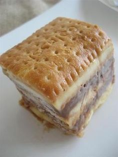 della torta fredda di biscotti