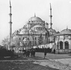 Fatih Camii (1930'lu yıllar) #istanbul