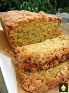 Zucchini Bread - Lovefoodies Love this recipe. I did a few tweaks with the ingredients though. I upped the zucchini to 3 cups. Also, I used 1 cup white sugar and 1 cup light brown sugar; also, I added 2 teaspoons cinnamon, 1 teaspoon ginger and 1 teaspoon salt.