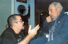 Fidel reaparece en fotos
