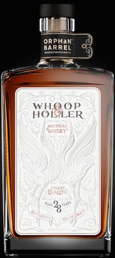 The Orphan Barrel Whiskey Distilling Co. has unveiled its ninth release: Orphan Barrel Whoop & Holler. This is a 28-year-old charcoal-mellowed American whiskey, the company says in a press rele…