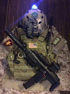 DEVGRU MP7 LOADOUT