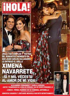 Revistas PDF En Español: Revista ¡Hola! México - 3 Septiembre 2016 - PDF Tr...