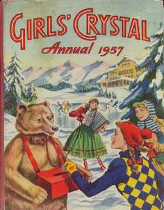 The Girls' Crystal Annual Gallery