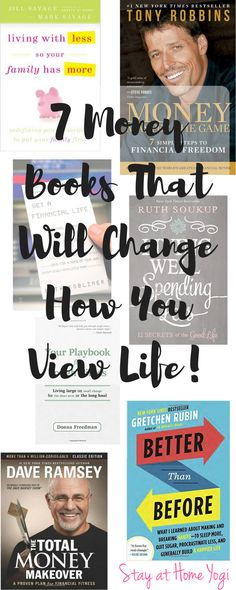 money books change how you view life
