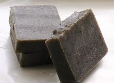 Cold Process African Black Soap