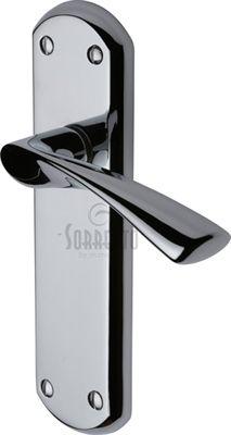 Savoy Door Handles on Long Backplate | Farmhouse | Pinterest | Door handles Doors and Door furniture  sc 1 st  Pinterest & Savoy Door Handles on Long Backplate | Farmhouse | Pinterest | Door ...