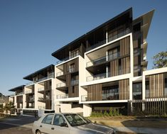 COORPAROO VILLAGE – STAGE 1 DESCRIPTION: 265 APARTMENTS, COMMUNITY FACILITIES…
