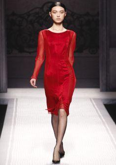 Alberta Ferretti - gorgeous 'cocktail' dress.