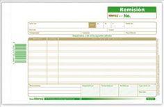 SOPORTES CONTABLES: Como diligenciar los documentos