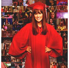 Rachel Berry - Glee: The Music, The Graduation Album Available May 15 - Pre-order now!