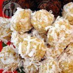 Recipe Picture:Crunchy Coconut Rum Balls