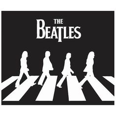 images for beatles silhouette abbey road silhouette pinte