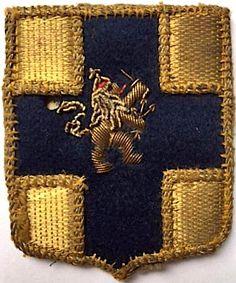 Staf Bevelhebber Nederlandse Strijdkrachten Officiers uitvoering 1945