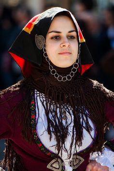 Sagra degli agrumi Muravera Costume Villagrande Strisali | Flickr - Photo Sharing!