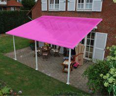 Pink slanted