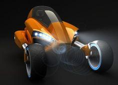 Street Runner, electric vehicle, Brad Reynolds