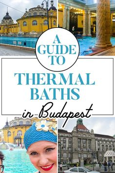 A Guide To Budapest's Thermal Baths — The Creative Adventurer Budapest Thermal Baths, Budget Friendly Honeymoons, Danube River Cruise, European City Breaks, Budapest Travel, Hungary Travel, Travel Tips For Europe, Central Europe, Budapest Hungary