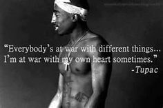 Rapper Quotes Tupac Shakur Sayings About Yourself  Inspirational
